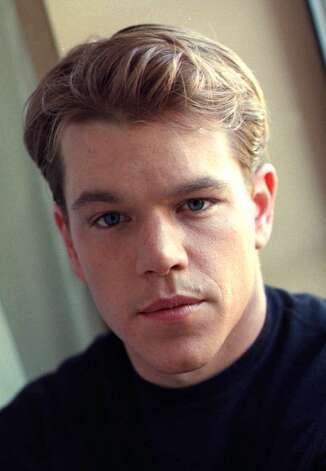 Matt Damon in 1999.  Photo: JIM COOPER, Associated Press / AP