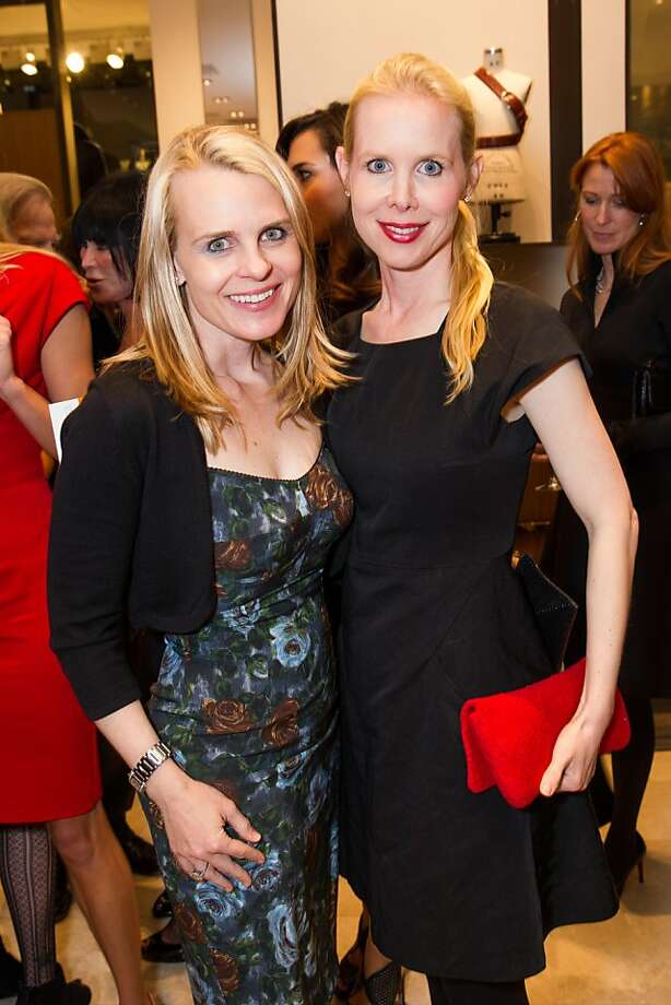 Jane Mudge and Shannon Cronan. Photo: Drew Altizer Photography