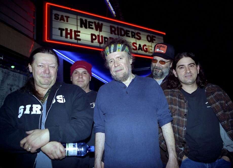 New Riders of the Purple Sage Photo: Daniel Coston