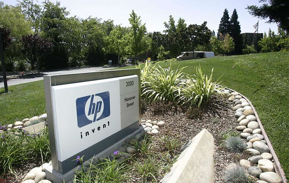 HP reports fiscal earnings Tuesday. Photo: Hector Mata, AFP/Getty Images