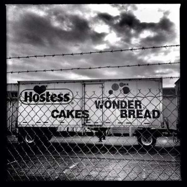 Workers strike - Hostess closes  http://instagr.am/p/SGnsmApIqJ/