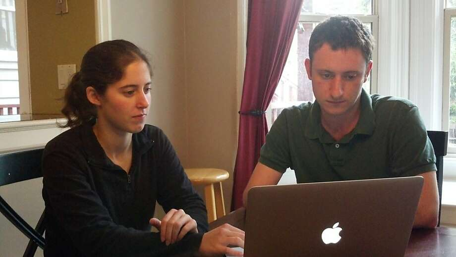Helen Zelman and Jeremy Conrad founded hardware incubator Lemnos Labs last November in San Francisco and have raised $1.85 million from investors. Photo: Courtesy Lemnos Labs