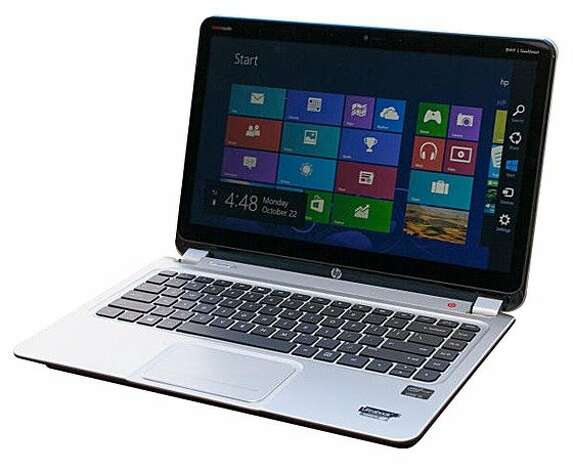 HP Envy TouchSmart Ultrabook 4 Photo: Cnet Review