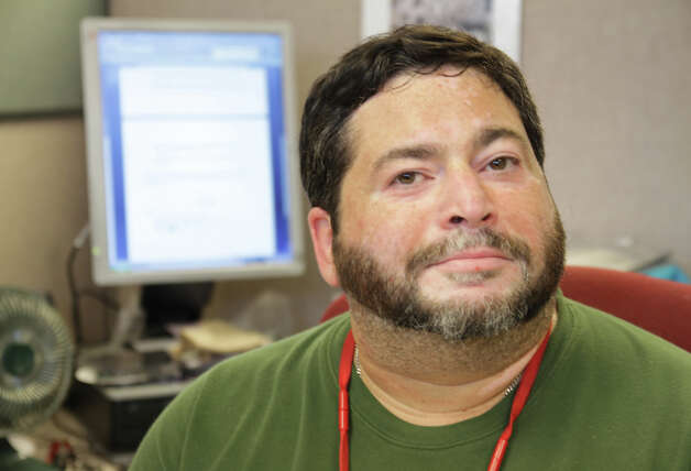 Mark Spiro, an air pollution control engineer with ConnecticutâÄôs Department of Energy and Environmental Protection (DEEP). (Tony Bacewicz Photo) Photo: Contributed Photo / Connecticut Post Contributed