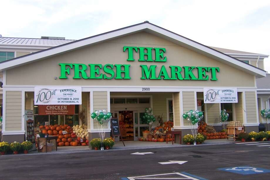 The Fresh Market exterior. (The Fresh Market)