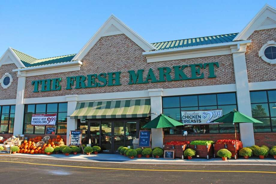 Store front photo of The Fresh Market. The Greensboro, N.C.-based specialty food chain announced plans to open four locations in Houston next year. (The Fresh Market)