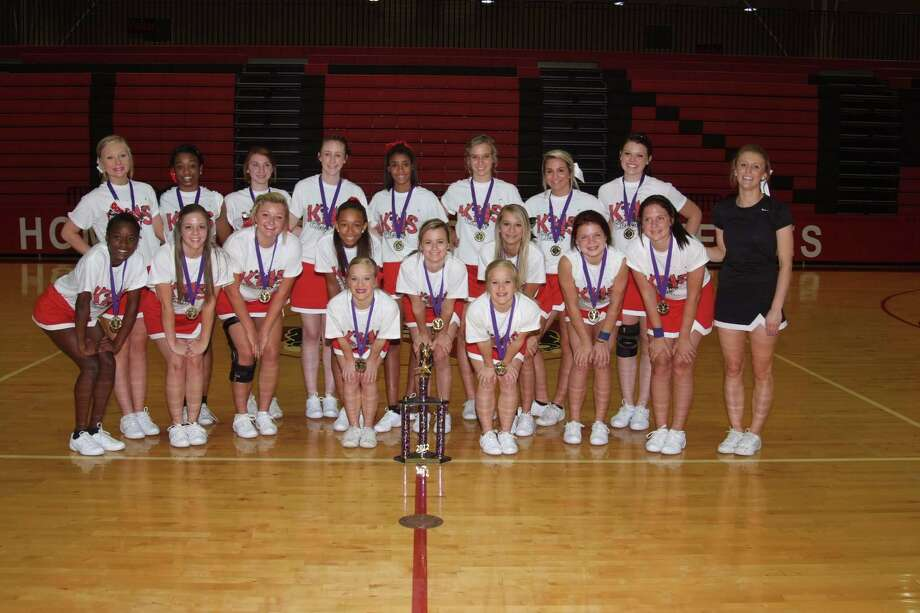 Kountze Cheerleaders 2012 Photo: Submission