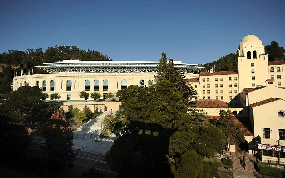 No. 5:University of California at Berkeley, the highest ranking of America's public universities. Photo: Noah Berger, Special To The Chronicle