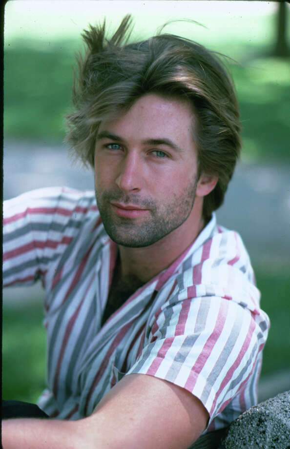 """Before Alec Baldwin became a big star, he was in """"Knots Landing."""" He's pictured in 1985.  Photo: Time & Life Pictures, Time Life Pictures/Getty Images / Getty images"""