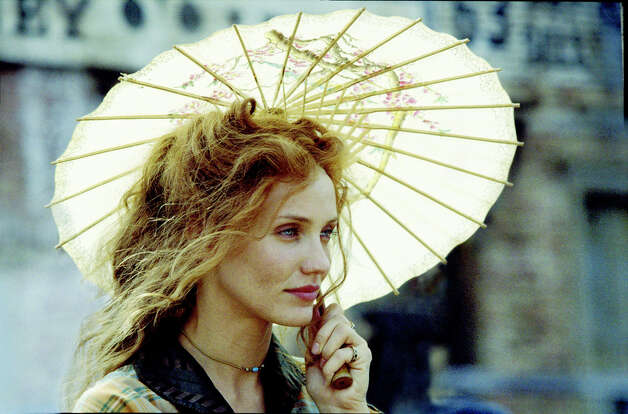 """Gangs of New York"" also starred Cameron Diaz, which was a much different role than the one that made her famous in ...  Photo: MARIO TURSI"