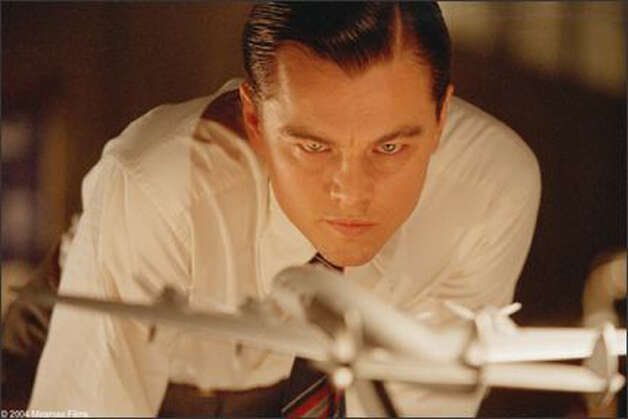 "DiCaprio went on to star in ""The Aviator"" in 2004.  Photo: Miramax"