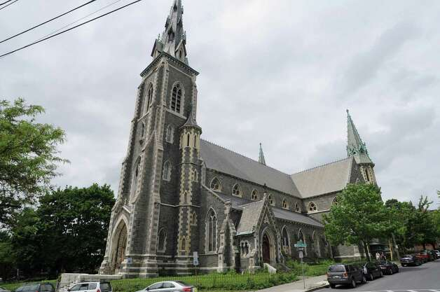 A view of St. Joseph's Church on Thrusday, May 24, 2012 in Albany, NY.  (Paul Buckowski / Times Union archive) Photo: Paul Buckowski / 00017798A