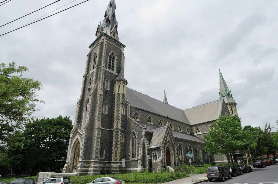 A view of St. Joseph's Church on Thrusday, May 24, 2012 in Albany, NY.  (Paul Buckowski / Times Union archive) Photo: Paul Buckowski / 00017798A