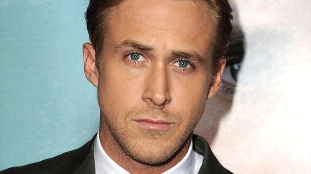 Ryan Gosling seems to be a common pick.