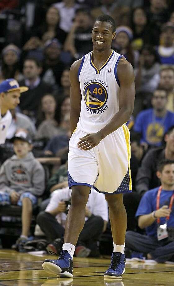 Harrison Barnes was the No. 7 overall pick in the draft. Photo: Jeff Chiu, Associated Press
