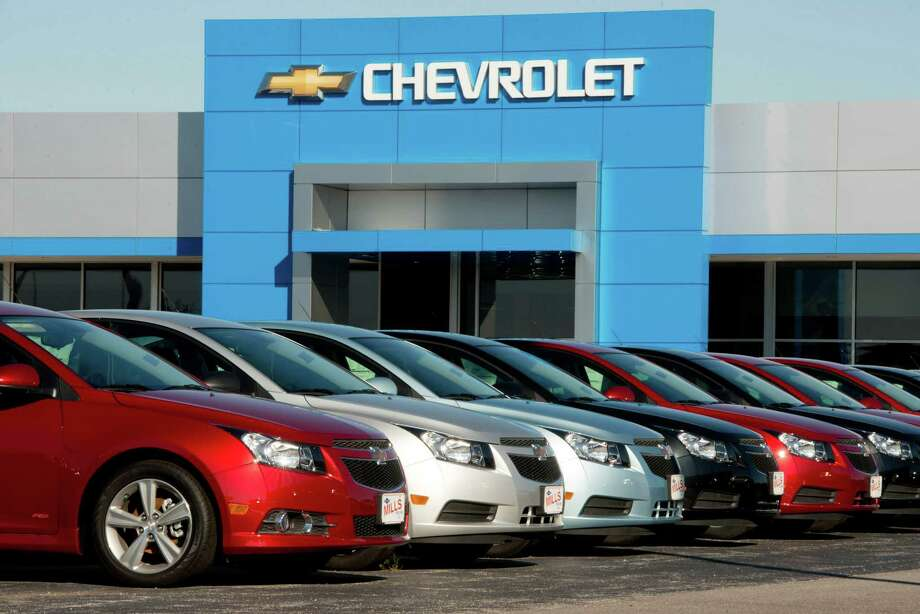 General Motors is bouncing back from its government bankruptcy, revving up profits and rolling out new models. The Chevy Cruze is one of the company's more popular compact cars, and is a strong rival to Toyota and Honda. Photo: Daniel Acker / © 2012 Bloomberg Finance LP