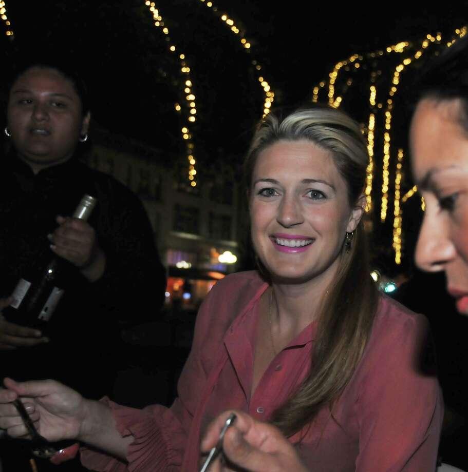 Twilight on the Plaza on Friday, Nov. 16, 2012. Photo: Xelina Flores-Chasnoff, MySA.com