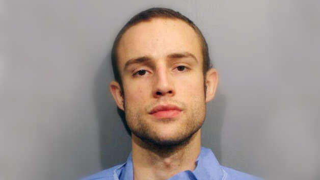 Aaron Ramsey, 22, of Wilton, who authorities say killed his father, Edward Ramsey, 73, with a screwdriver. Photo: Libor Jany