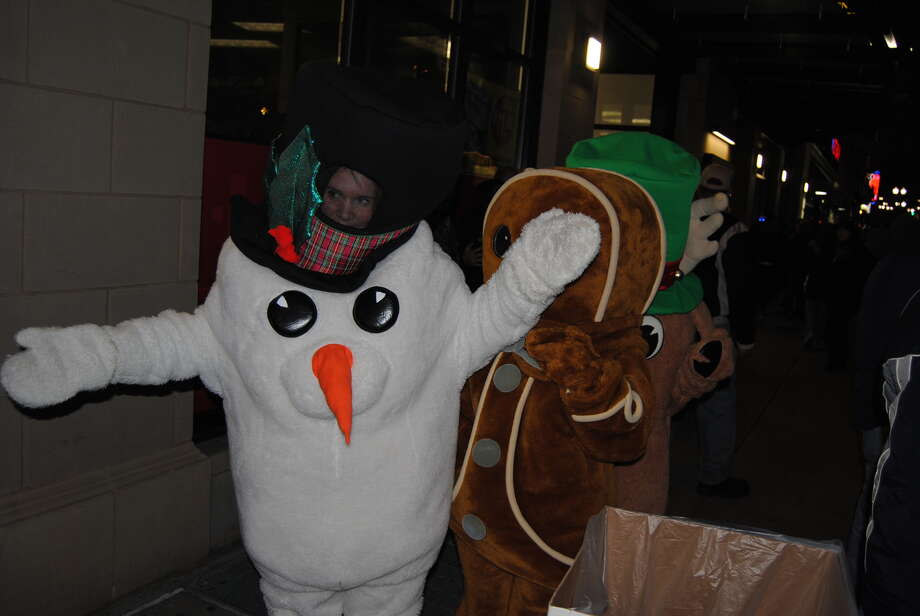 Were you Seen at the 45th Annual Gazette Holiday Parade in downtown Schenectady on Saturday, Nov. 17, 2012? Photo: Will King