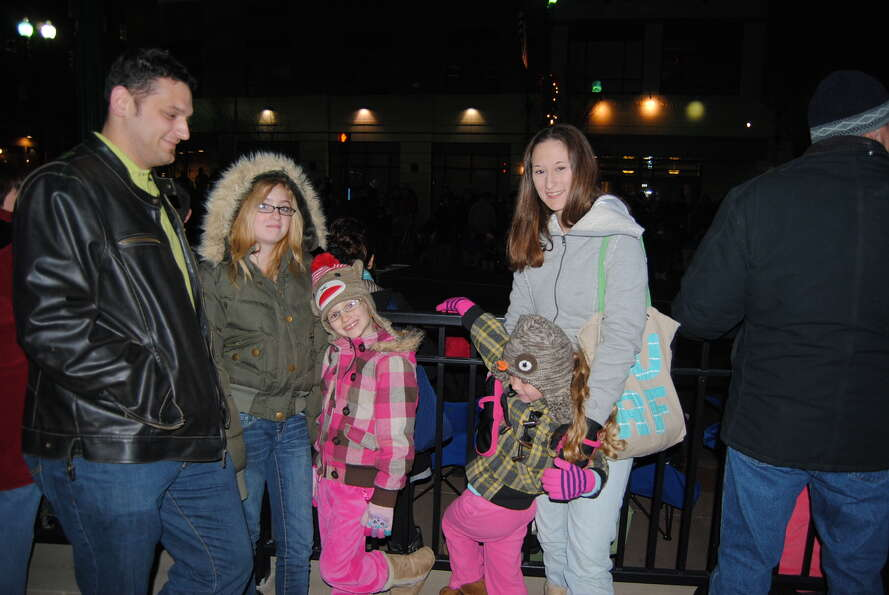 Were you Seen at the 45th Annual Gazette Holiday Parade in downtown Schenectady on Saturday, Nov. 17