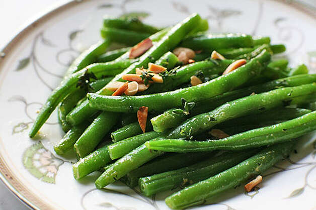 green-beans-almonds/simplyrecipes.com