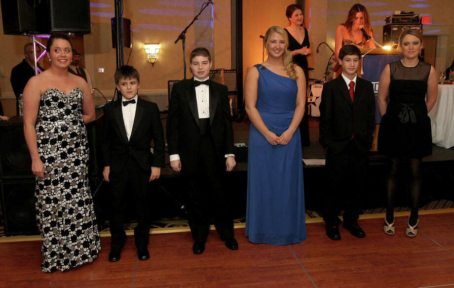Were you Seen at the Juvenile Diabetes Research Foundation's 2012 Gala held Saturday, Nov. 17, 2012, at the Albany Marriott in Colonie? Photo: Joe Putrock/Special To The Times Union