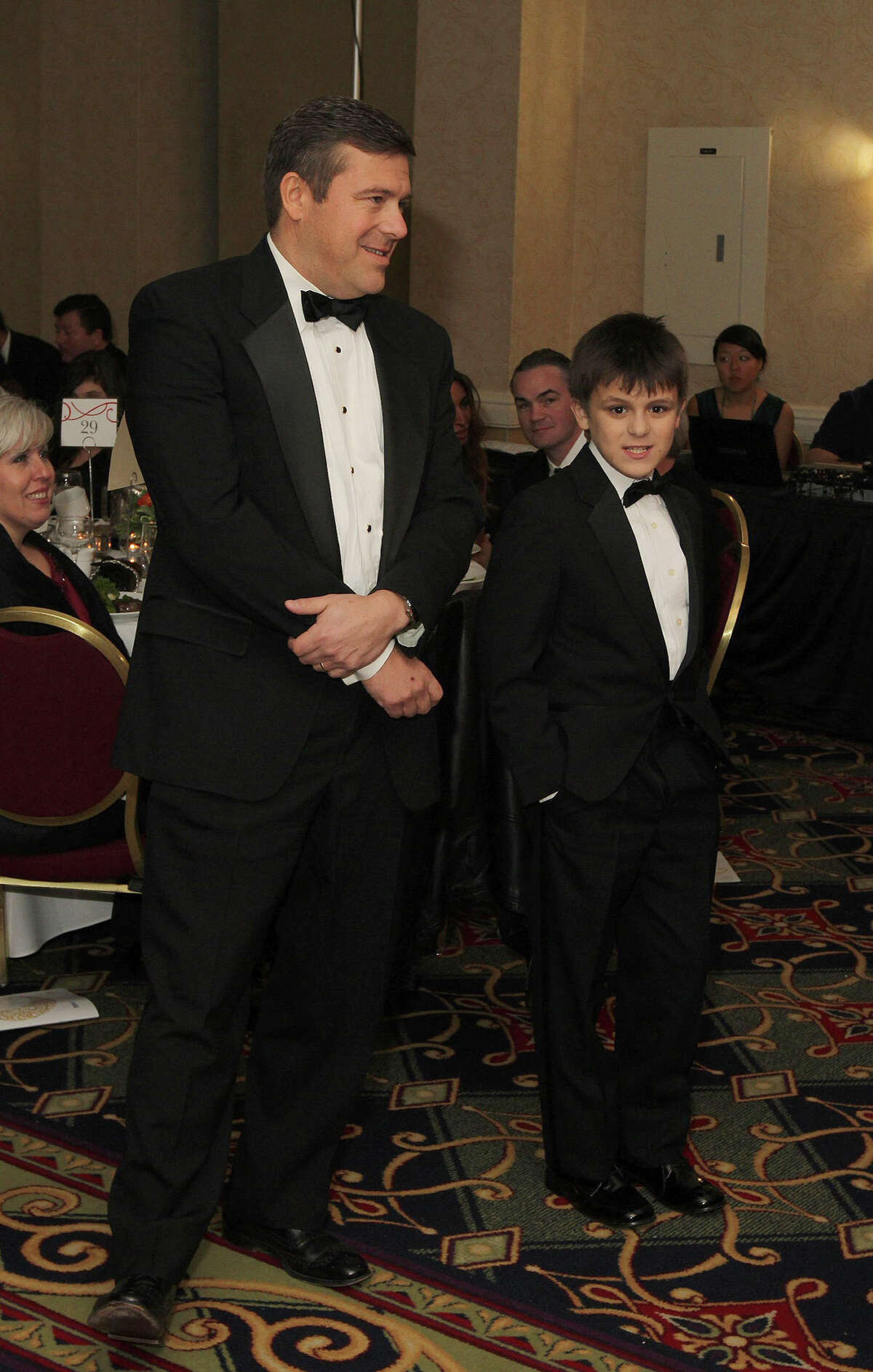 Were you Seen at the Juvenile Diabetes Research Foundation's 2012 Gala held Saturday, Nov. 17, 2012, at the Albany Marriott in Colonie?