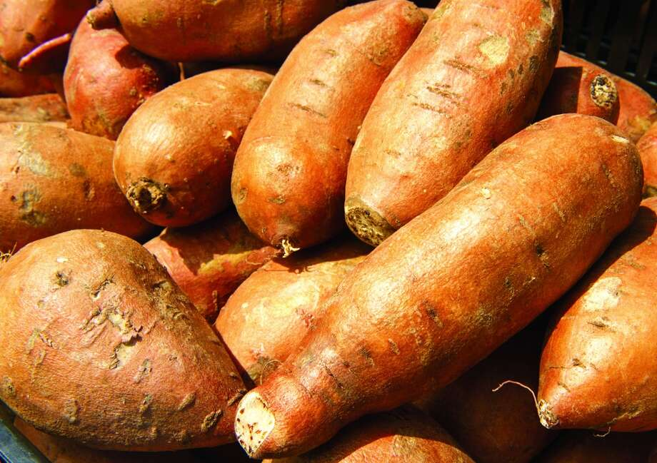 2.7 billion pounds: The total weight of sweet potatoes — another popular Thanksgiving side dish — produced by major sweet potato producing states in 2011. (AFP/Getty Images)