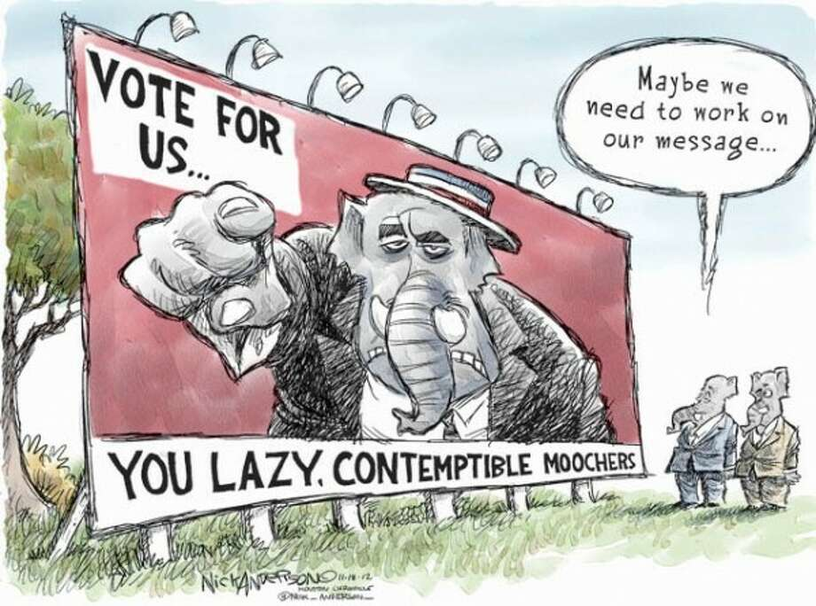 The message (Nick Anderson / Houston Chronicle)