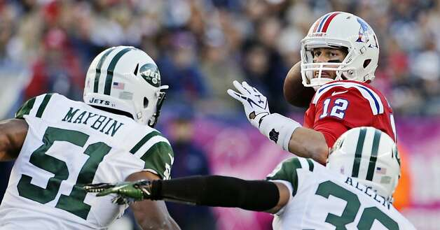 New England at NY Jets — 5:20 pm PST —