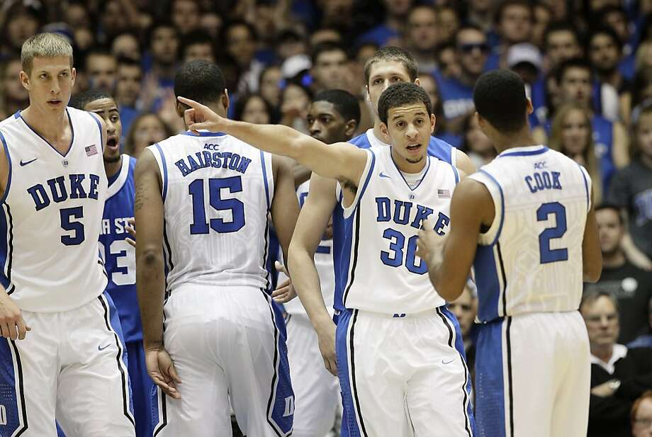 No. 9 Duke at Minnesota — 12:30 pm PST Photo: Gerry Broome, Associated Press