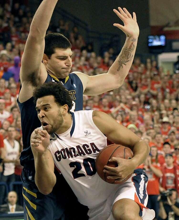 Clemson at No. 19 Gonzaga — 6 pm PST Photo: Jed Conklin, Associated Press