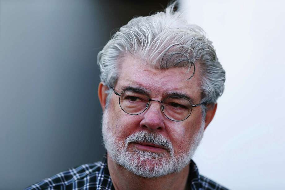 AUSTIN, TX - NOVEMBER 18:  Hollywood director George Lucas attends the United States Formula One Grand Prix at the Circuit of the Americas on November 18, 2012 in Austin, Texas. Photo: Clive Mason, Getty Images / 2012 Getty Images