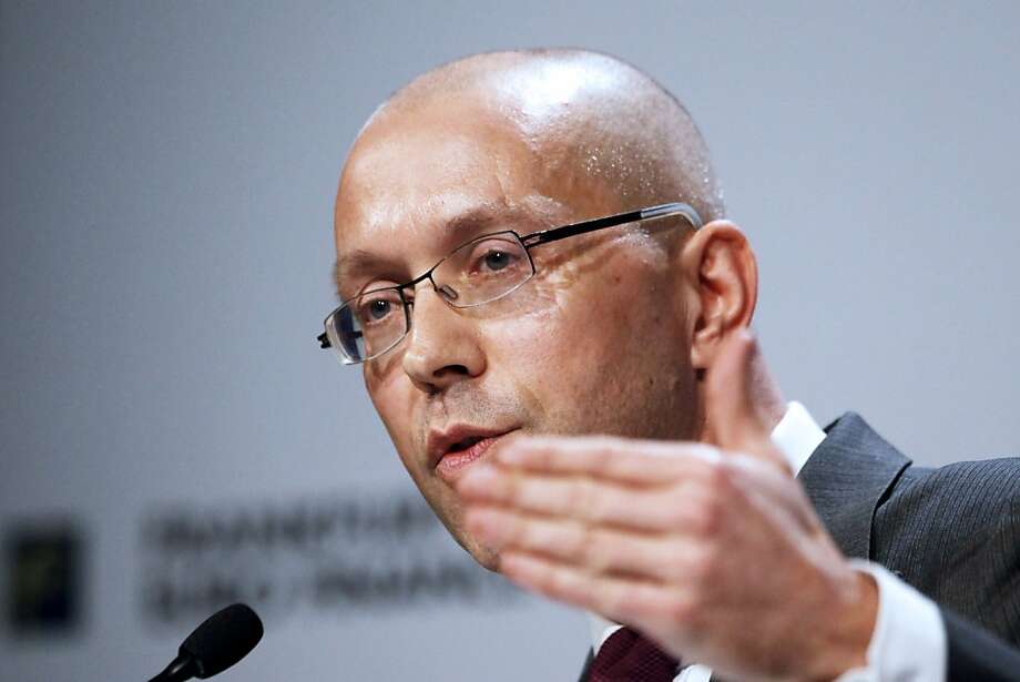Joerg Asmussen, a European Central Bank board member, says Greece will probably require additional aid from its neighbors beyond the current bailout program. Photo: Mario Vedder, Associated Press