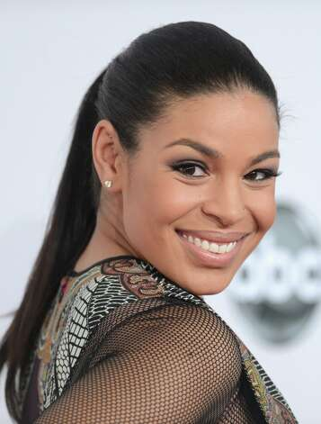 Singer Jordin Sparks attends the 40th American Music Awards held at Nokia Theatre L.A. Live on November 18, 2012 in Los Angeles, California.  (Photo by Jason Merritt/Getty Images) Photo: Jason Merritt, Getty Images / 2012 Getty Images