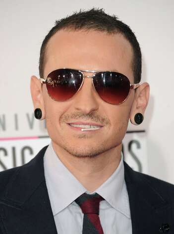 Singer Chester Bennington of Linkin Park attends the 40th American Music Awards held at Nokia Theatre L.A. Live on November 18, 2012 in Los Angeles, California.  (Photo by Jason Merritt/Getty Images) Photo: Jason Merritt, Getty Images / 2012 Getty Images