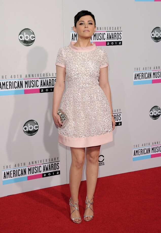 Actress Ginnifer Goodwin attends the 40th American Music Awards held at Nokia Theatre L.A. Live on November 18, 2012 in Los Angeles, California.  (Photo by Jason Merritt/Getty Images) Photo: Jason Merritt, Getty Images / 2012 Getty Images