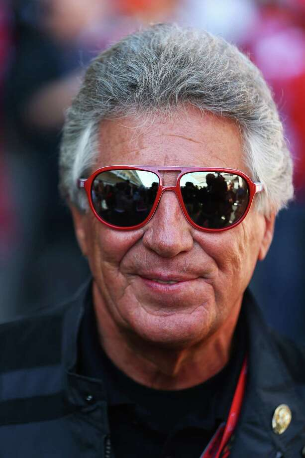 Motorsport legend Mario Andretti attends the United States Formula One Grand Prix at the Circuit of the Americas on November 18, 2012 in Austin, Texas. Photo: Clive Mason, Getty Images / 2012 Getty Images