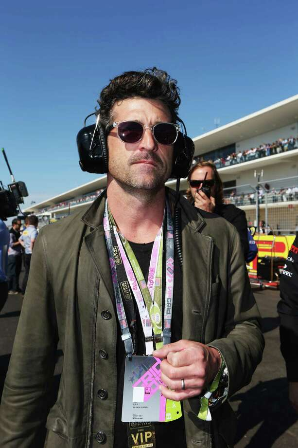 Actor Patrick Dempsey attends the United States Formula One Grand Prix at the Circuit of the Americas on November 18, 2012 in Austin, Texas. Photo: Mark Thompson, Getty Images / 2012 Getty Images