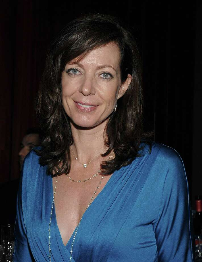 Actress Allison Janney is 53 today. Photo: Jamie McCarthy / 2009 Getty Images