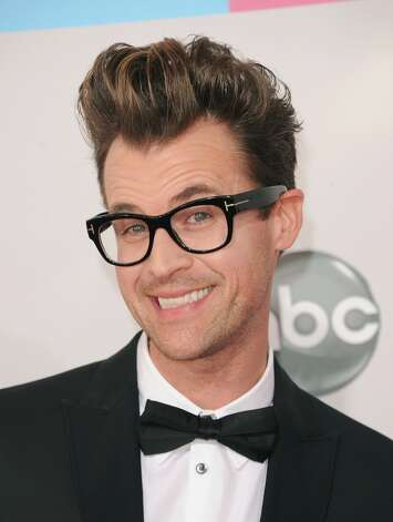 Stylist Brad Goreski attends the 40th American Music Awards held at Nokia Theatre L.A. Live on November 18, 2012 in Los Angeles, California.  (Photo by Jason Merritt/Getty Images) Photo: Jason Merritt, Getty Images / 2012 Getty Images