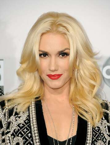 Singer Gwen Stefani of No Doubt attends the 40th American Music Awards held at Nokia Theatre L.A. Live on November 18, 2012 in Los Angeles, California.  (Photo by Jason Merritt/Getty Images) Photo: Jason Merritt, Getty Images