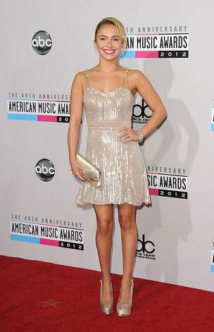 LOS ANGELES, CA - NOVEMBER 18:  Actress Hayden Panettiere attends the 40th American Music Awards held at Nokia Theatre L.A. Live on November 18, 2012 in Los Angeles, California.  (Photo by Jason Merritt/Getty Images) Photo: Jason Merritt, Getty Images