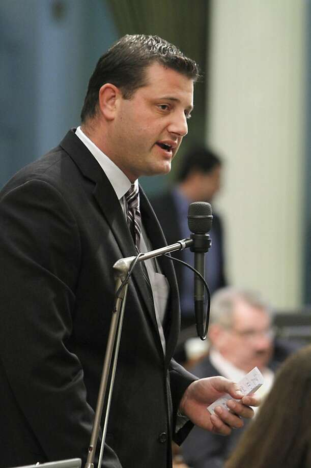 "In the lone triumph for California Republican ""Young Guns,"" David Valadao won his race in the San Joaquin Valley's new 21st Congressional District. Photo: Rich Pedroncelli, ASSOCIATED PRESS"
