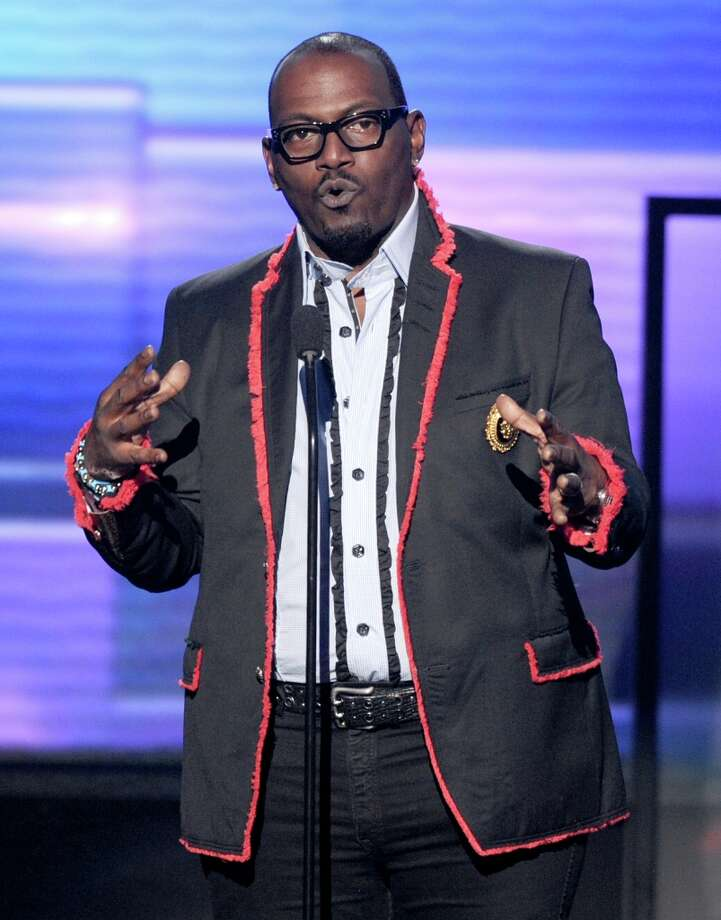 Presenter Randy Jackson speaks onstage during the 40th American Music Awards held at Nokia Theatre L.A. Live on November 18, 2012 in Los Angeles, California.  (Photo by Kevin Winter/Getty Images) Photo: Kevin Winter, Getty Images / 2012 Getty Images