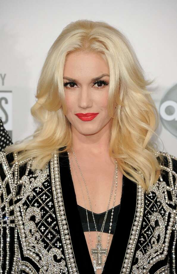 Singer Gwen Stefani of No Doubt attends the 40th American Music Awards held at Nokia Theatre L.A. Live on November 18, 2012 in Los Angeles, California.  (Photo by Jason Merritt/Getty Images) Photo: Jason Merritt, Getty Images / 2012 Getty Images