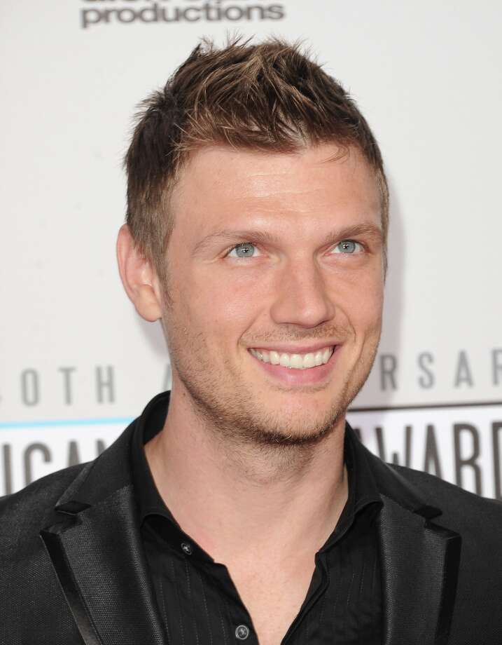 Singer Nick Carter of Backstreet Boys attends the 40th American Music Awards held at Nokia Theatre L.A. Live on November 18, 2012 in Los Angeles, California.  (Photo by Jason Merritt/Getty Images) Photo: Jason Merritt, Getty Images / 2012 Getty Images