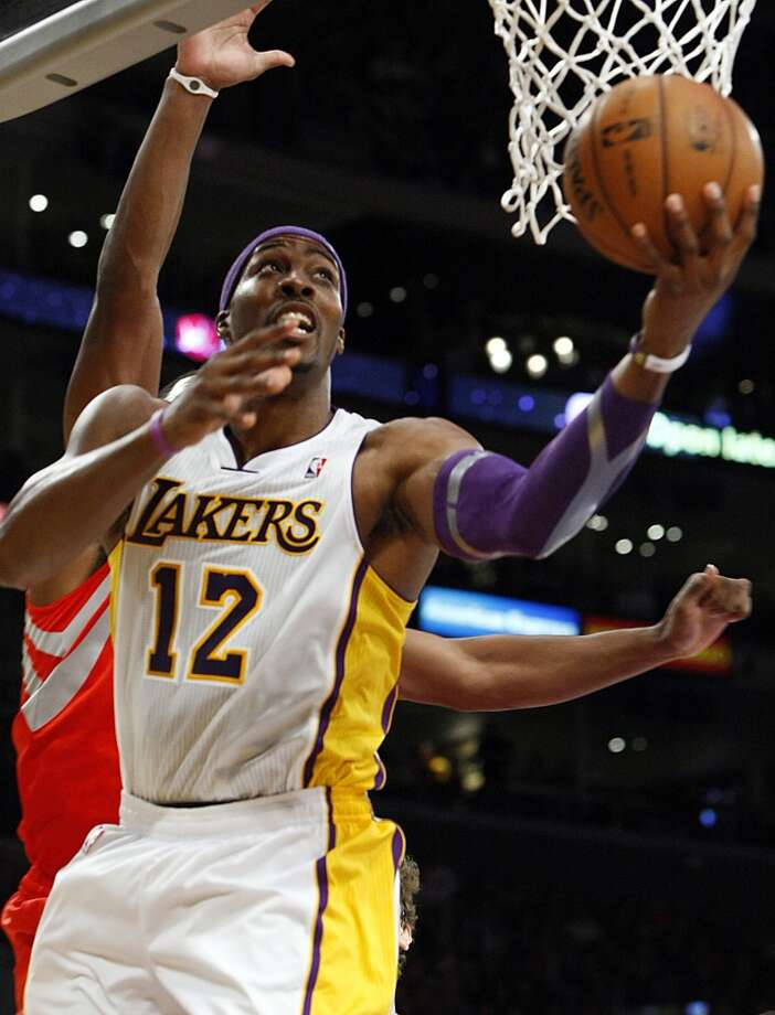 Dwight HowardLos Angeles Lakers center