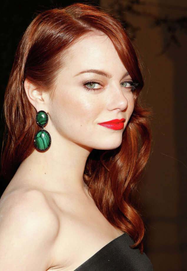 Emma Stone (Chris Polk/VF1 / 2010 Chris Polk/VF1) Photo: Chris Polk/VF1, Getty Images / 2010 Chris Polk/VF1