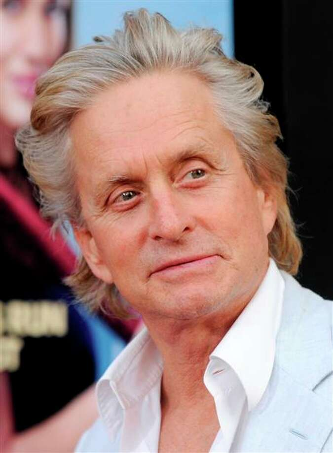 Michael Douglas Photo: Chris Pizzello